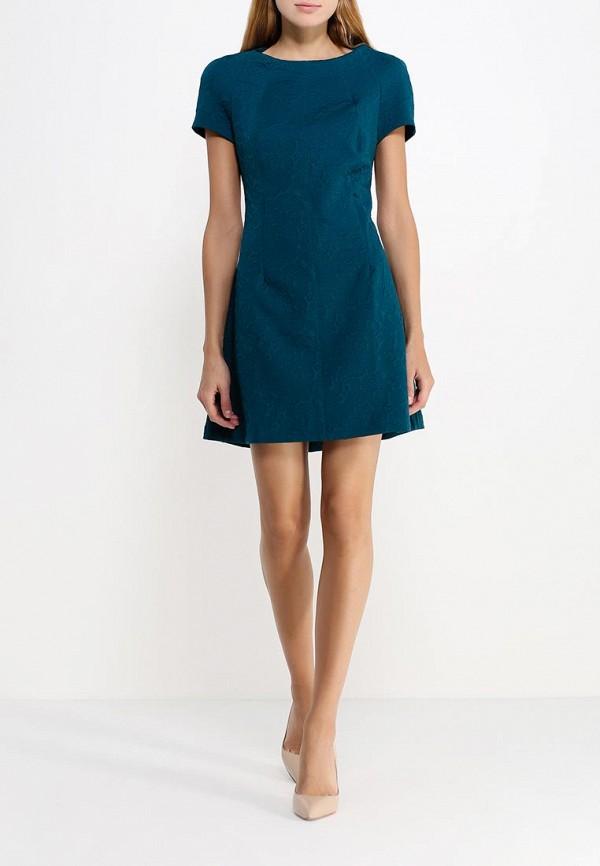 Платье-миди Befree (Бифри) 1531192554: изображение 2