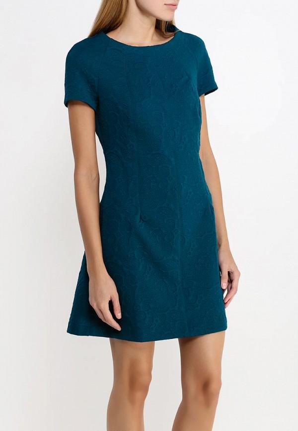 Платье-миди Befree (Бифри) 1531192554: изображение 3