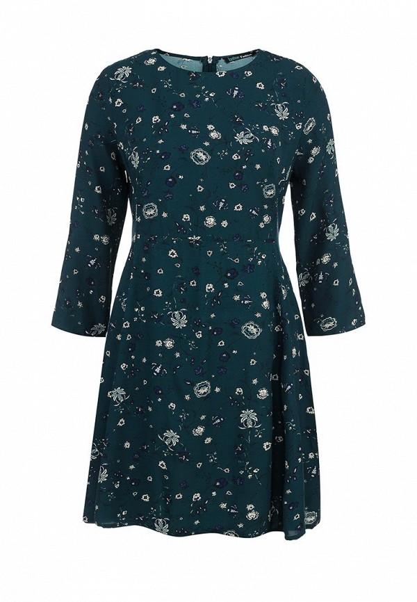 Платье-миди Befree (Бифри) 1531199559: изображение 1