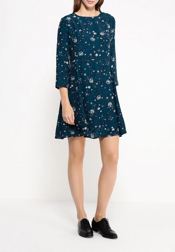 Платье-миди Befree (Бифри) 1531199559: изображение 2
