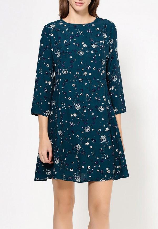 Платье-миди Befree (Бифри) 1531199559: изображение 3