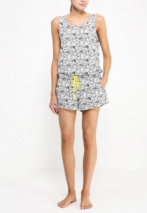 Женские домашние брюки Befree (Бифри) 1531072705: изображение 3