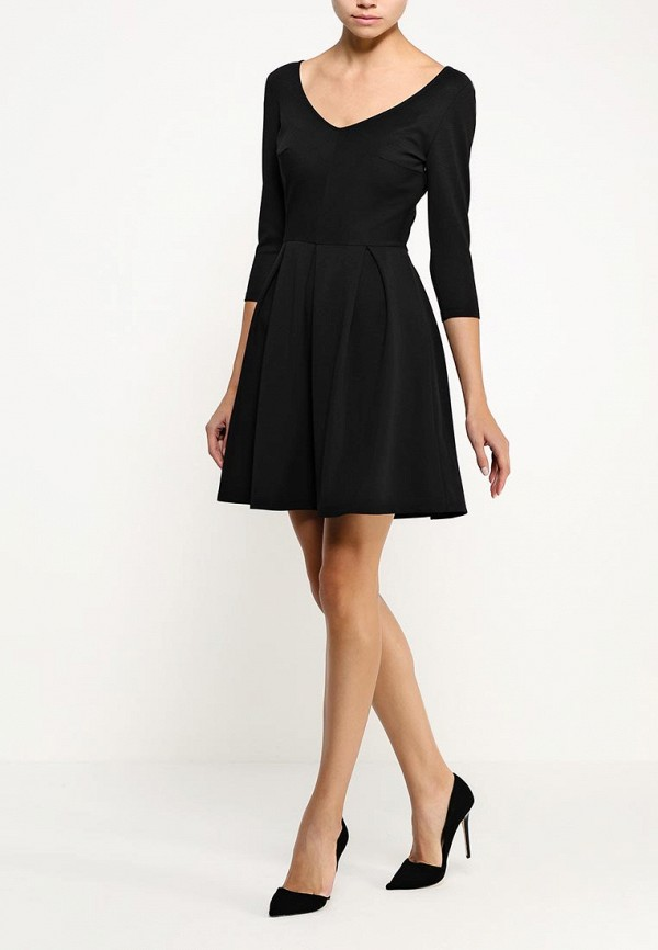 Платье-миди Befree (Бифри) 1531170523: изображение 3