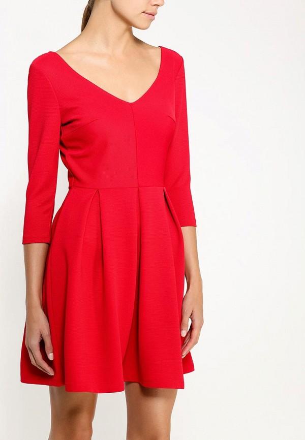 Платье-мини Befree (Бифри) 1531170523: изображение 2