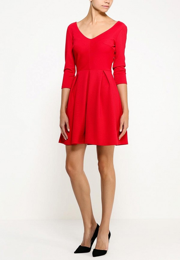 Платье-мини Befree (Бифри) 1531170523: изображение 3