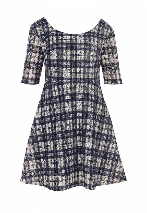 Платье-мини Befree (Бифри) 1531182524: изображение 1