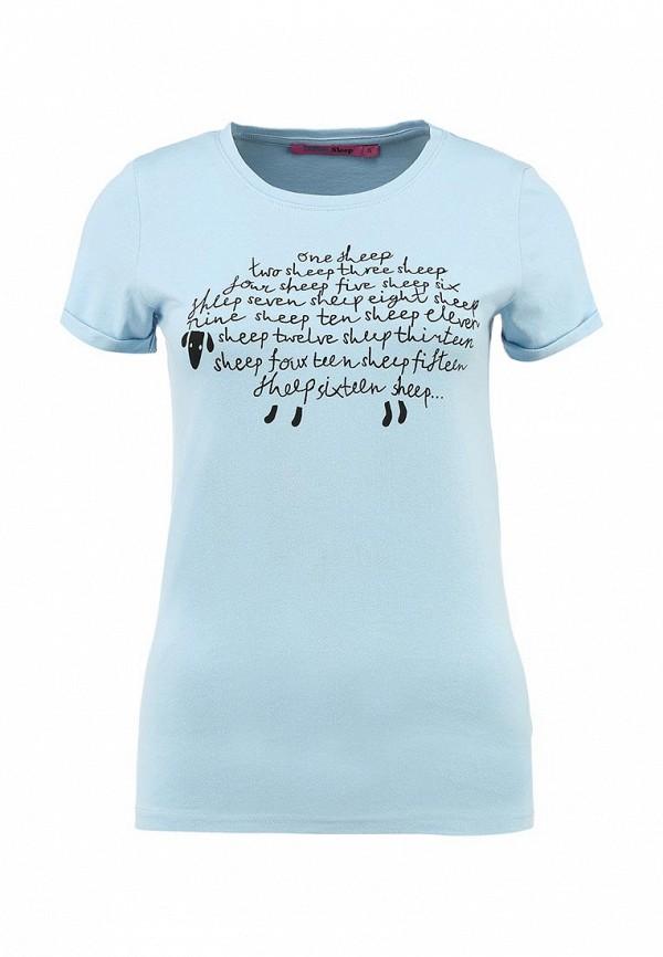 Домашняя футболка Befree (Бифри) 1531211424: изображение 1