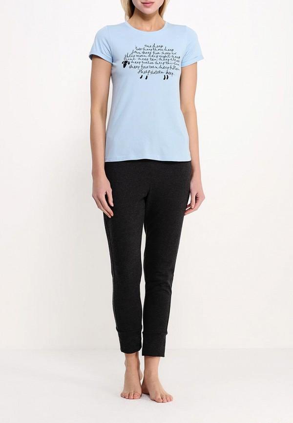 Домашняя футболка Befree (Бифри) 1531211424: изображение 2