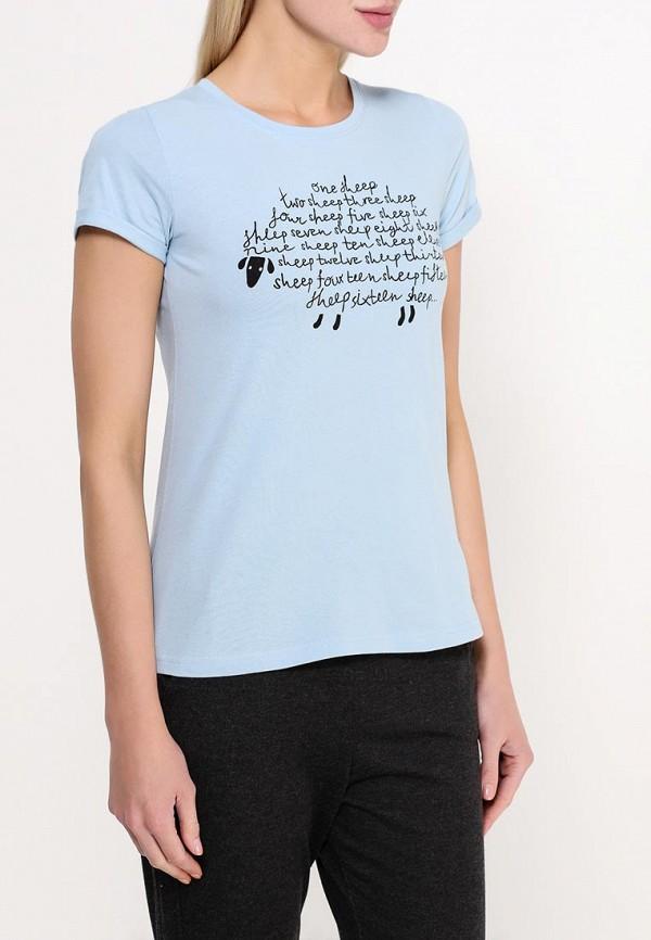 Домашняя футболка Befree (Бифри) 1531211424: изображение 3