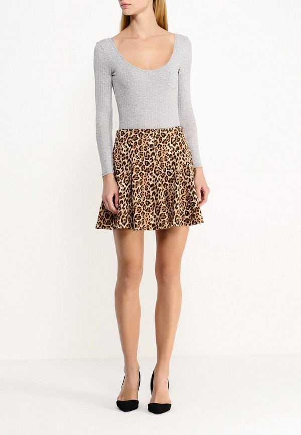 Широкая юбка Befree (Бифри) 1531218220: изображение 2
