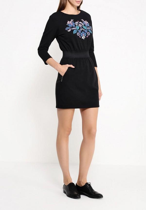 Платье-мини Befree (Бифри) 1531258582: изображение 2