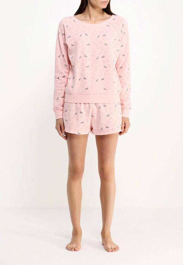 Женские домашние брюки Befree (Бифри) 1531266737: изображение 2