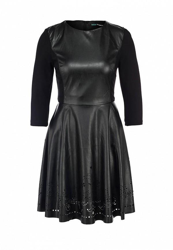 Платье-мини Befree (Бифри) 1531245575: изображение 1