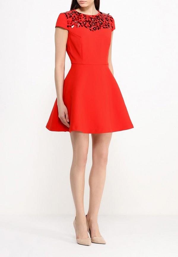 Платье-мини Befree (Бифри) 1541005502: изображение 2