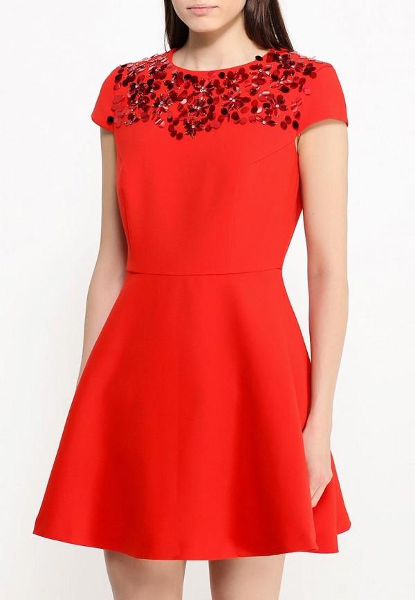 Платье-мини Befree (Бифри) 1541005502: изображение 3