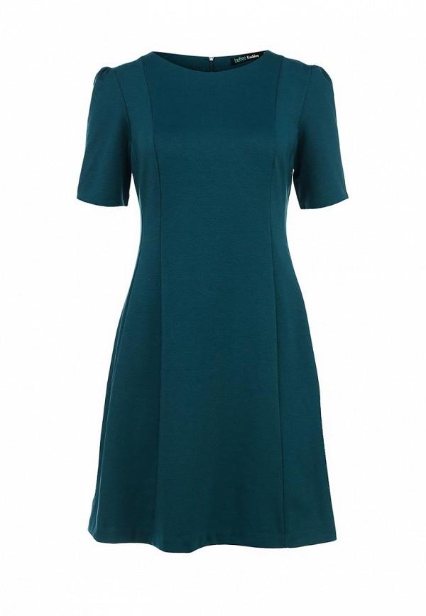 Платье-мини Befree (Бифри) 1541006503: изображение 1