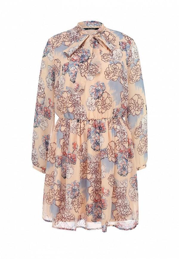 Платье-миди Befree (Бифри) 1541011507: изображение 1