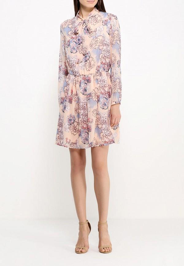 Платье-миди Befree (Бифри) 1541011507: изображение 2