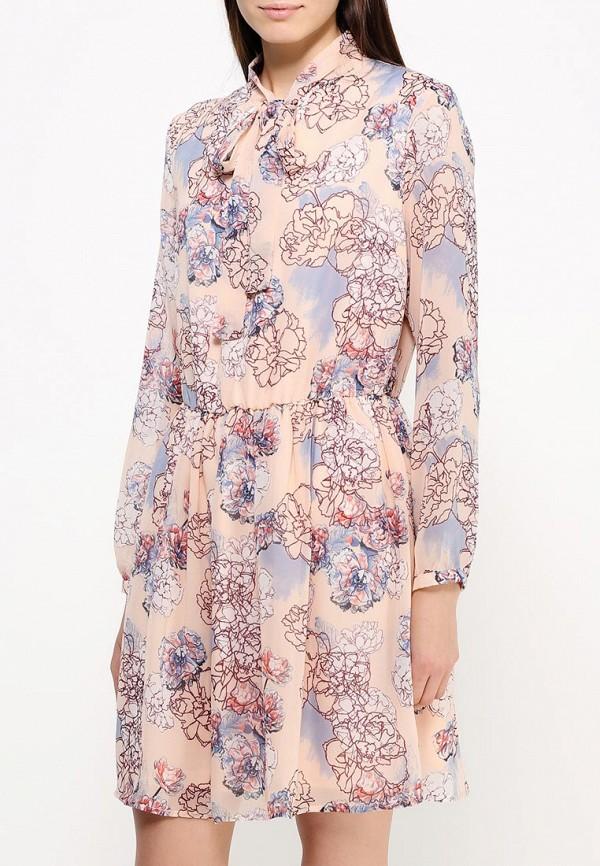 Платье-миди Befree (Бифри) 1541011507: изображение 3