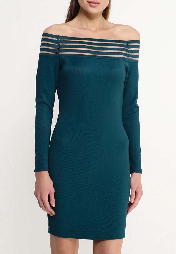 Платье-мини Befree (Бифри) 1541021514: изображение 4
