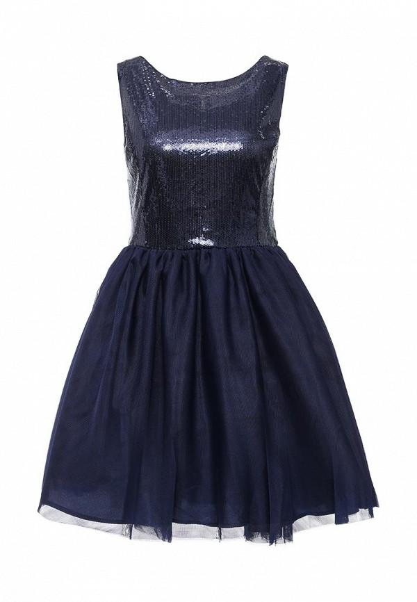Платье-мини Befree (Бифри) 1541025518: изображение 1