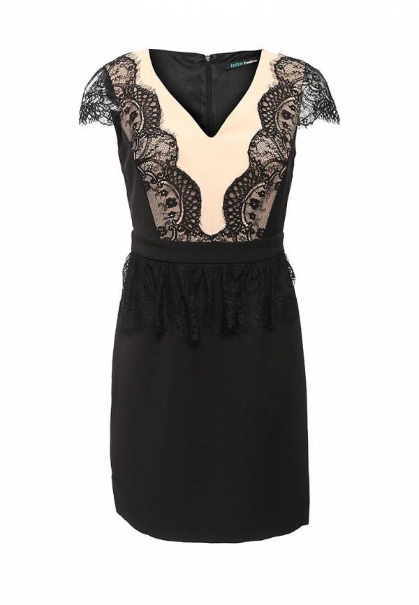 Платье-мини Befree (Бифри) 1541027520: изображение 1