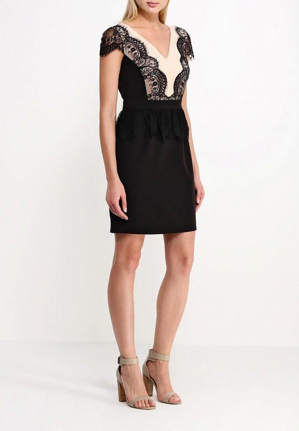 Платье-мини Befree (Бифри) 1541027520: изображение 3