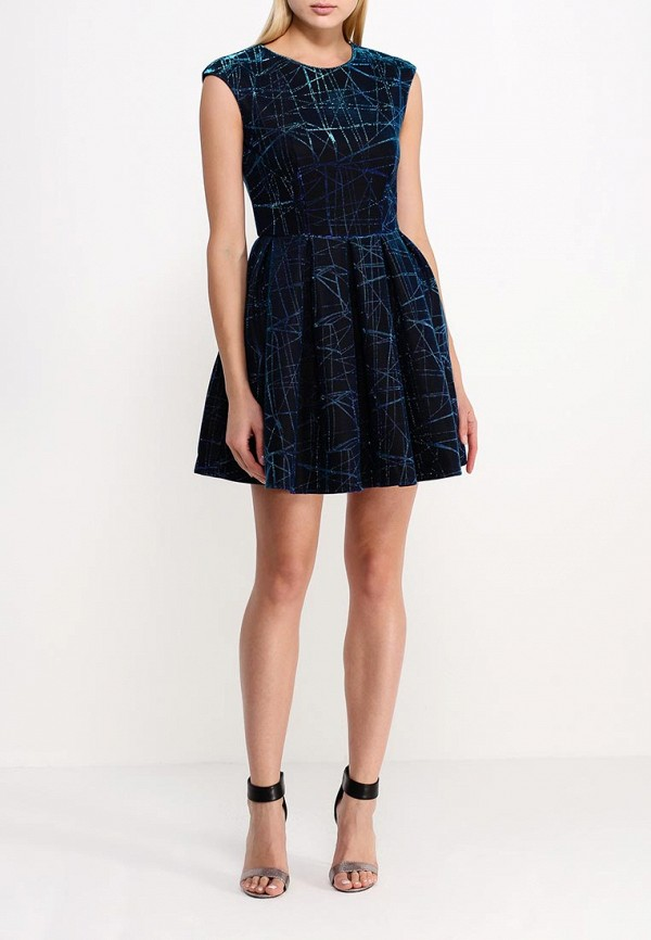 Платье-мини Befree (Бифри) 1541028532: изображение 3