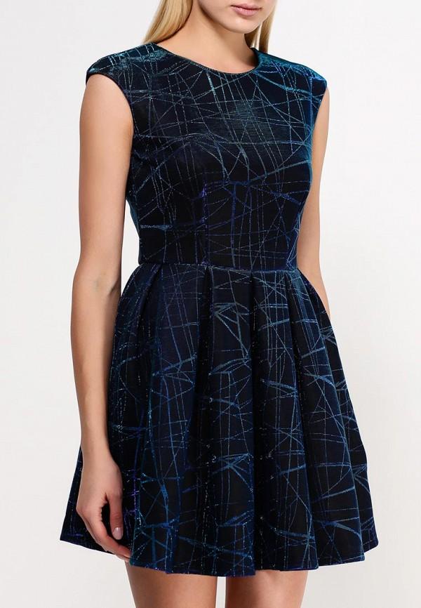 Платье-мини Befree (Бифри) 1541028532: изображение 4
