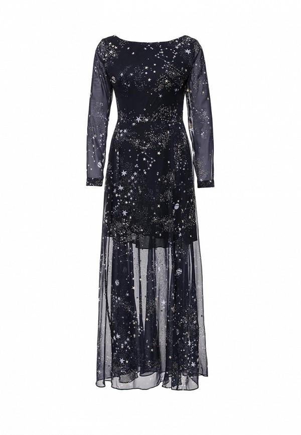 Платье-макси Befree (Бифри) 1541058526: изображение 1