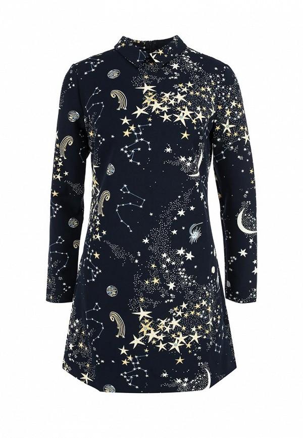 Платье-мини Befree (Бифри) 1541080530: изображение 1