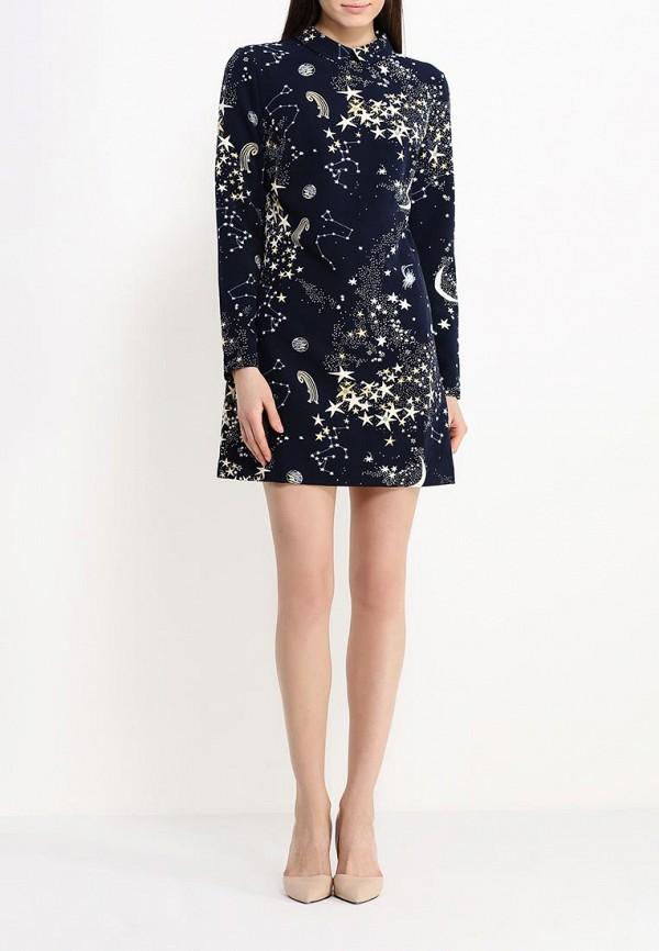 Платье-мини Befree (Бифри) 1541080530: изображение 2