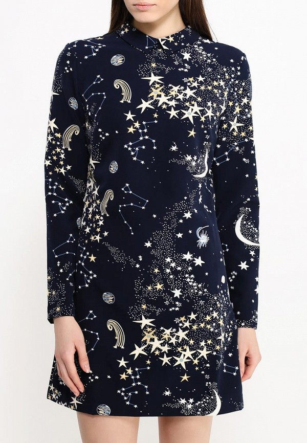 Платье-мини Befree (Бифри) 1541080530: изображение 3