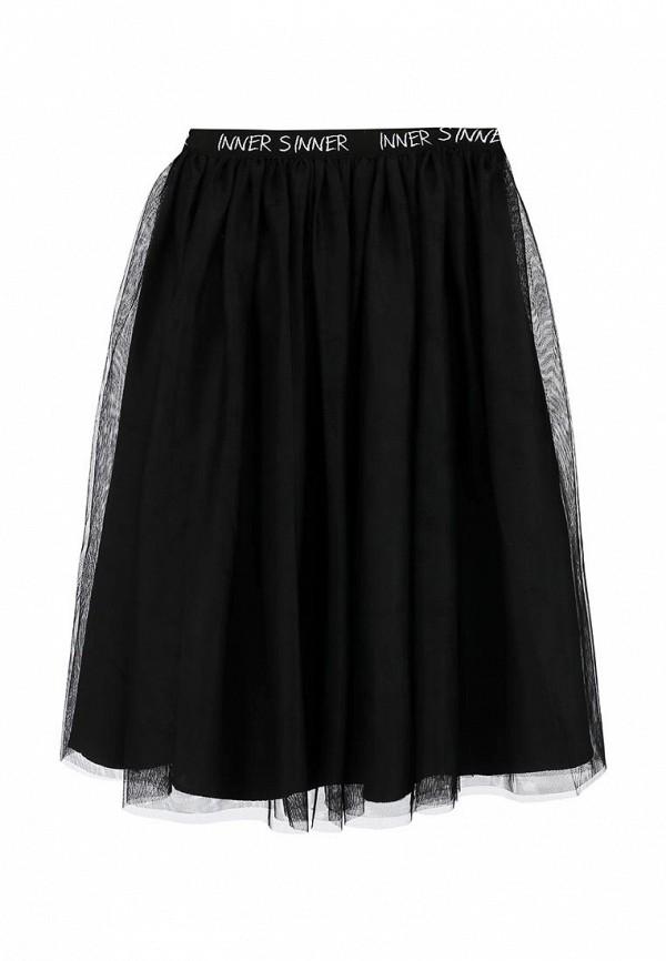 Широкая юбка Befree 1541217207: изображение 1
