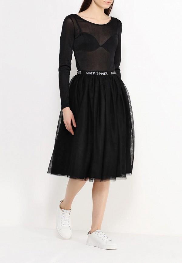 Широкая юбка Befree 1541217207: изображение 2