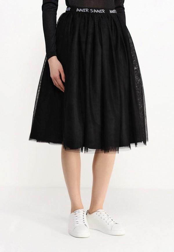 Широкая юбка Befree 1541217207: изображение 3