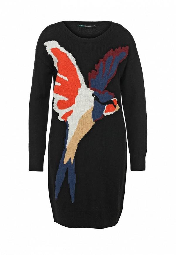 Вязаное платье Befree (Бифри) 1531268568: изображение 1