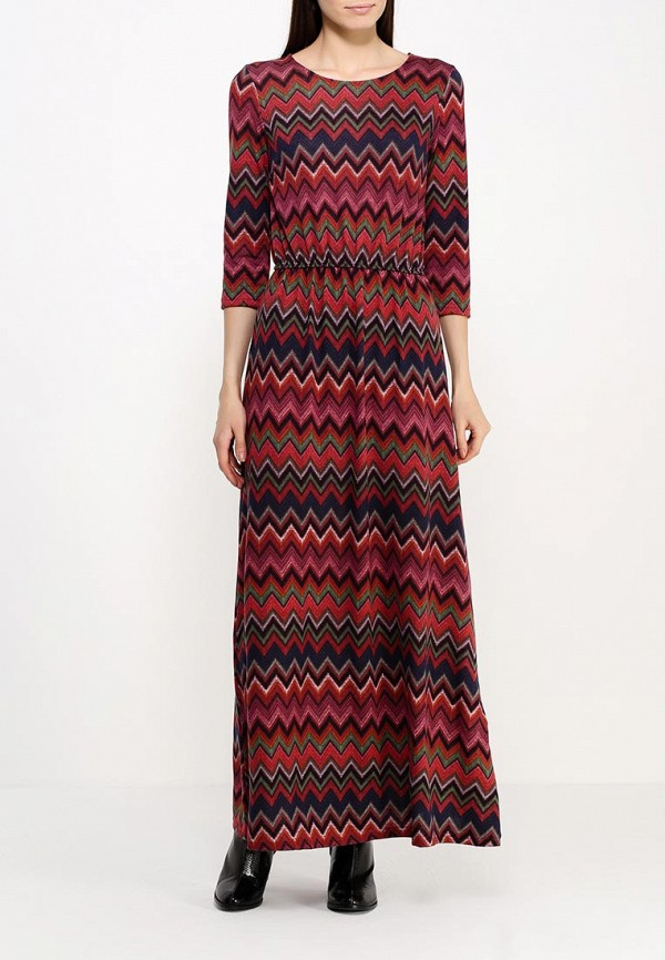 Платье-макси Befree (Бифри) 1531270593: изображение 2
