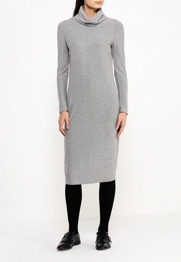 Платье-миди Befree (Бифри) 1531280567: изображение 2