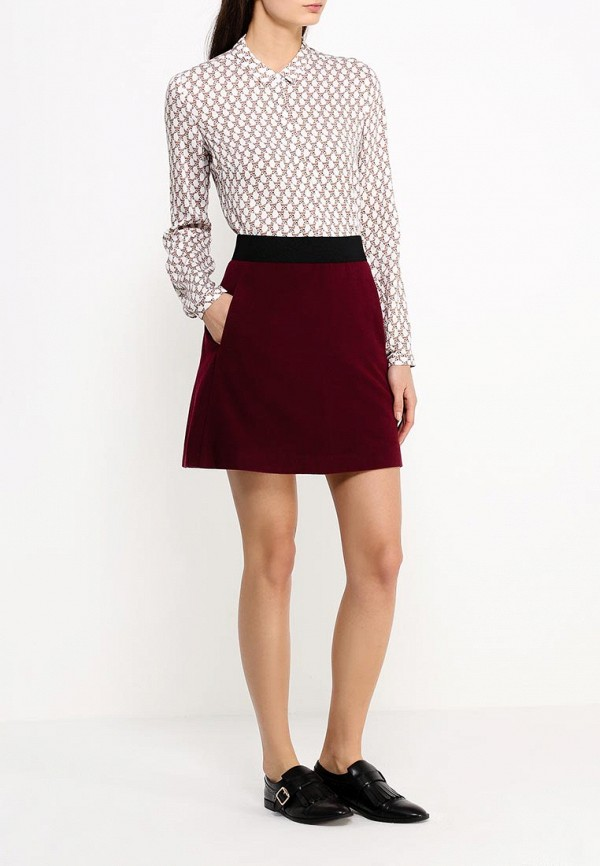 Широкая юбка Befree (Бифри) 1531242226: изображение 2