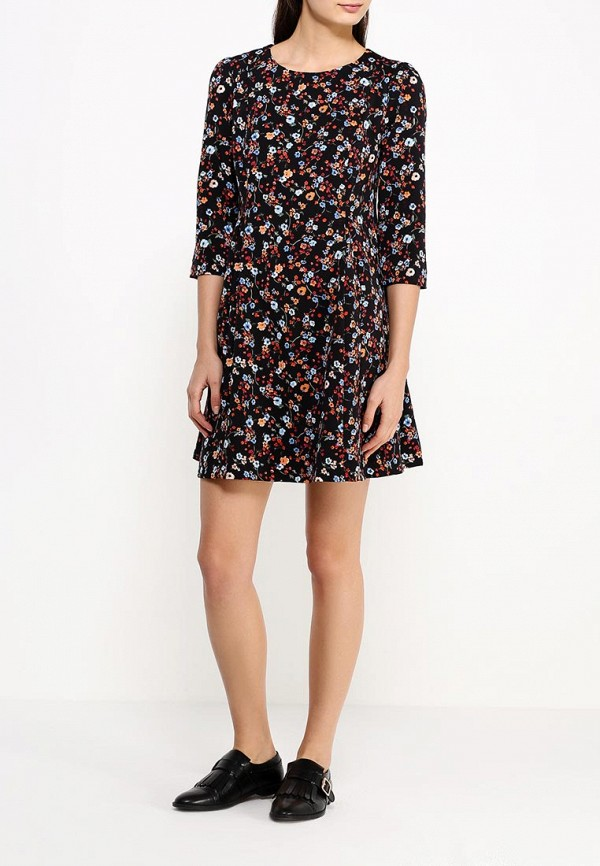 Платье-мини Befree (Бифри) 1531244574: изображение 2