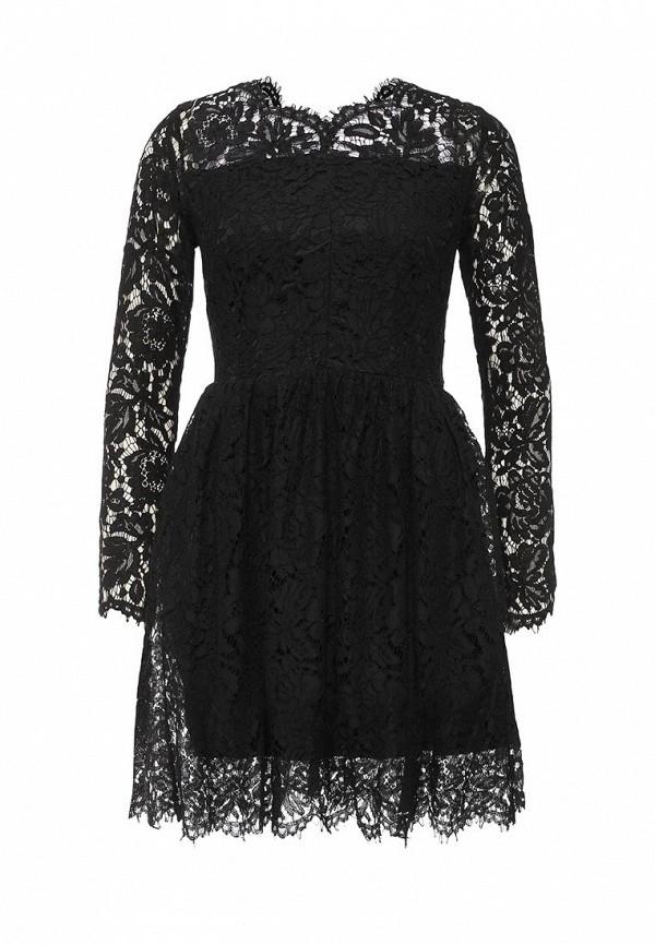 Платье-миди Befree (Бифри) 1541019512: изображение 2