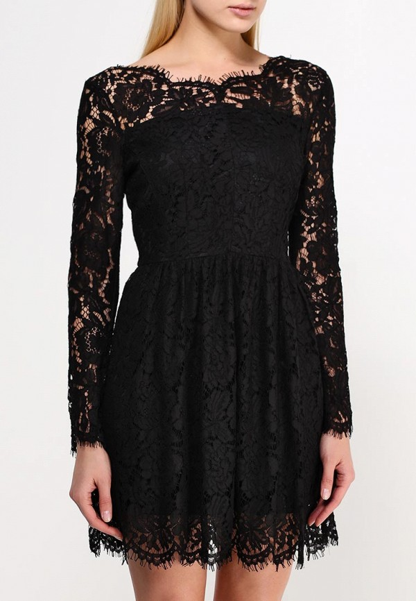 Платье-миди Befree 1541019512: изображение 4
