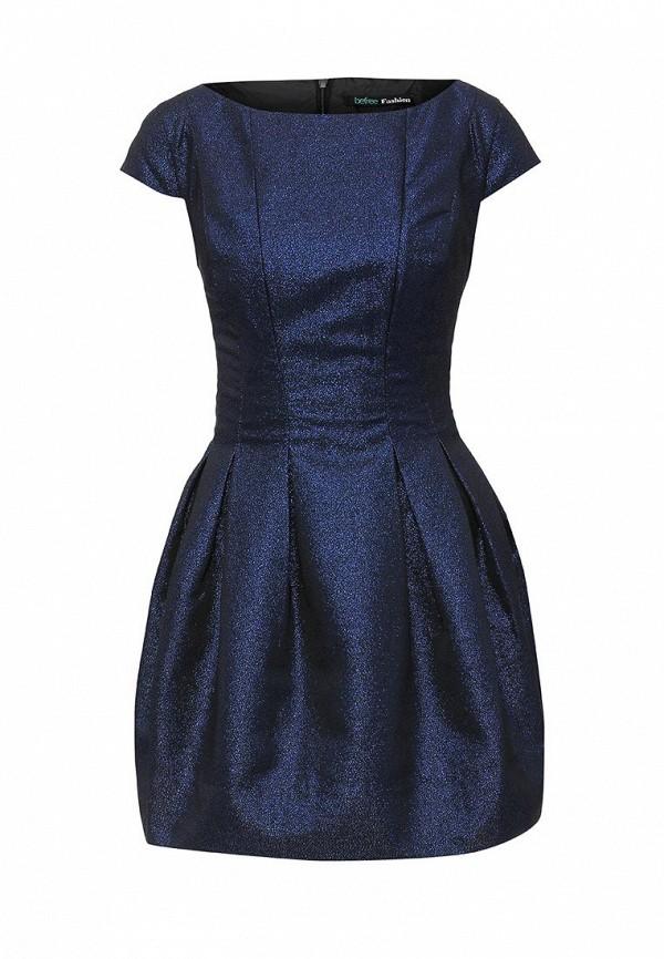 Платье-мини Befree (Бифри) 1541020513: изображение 1