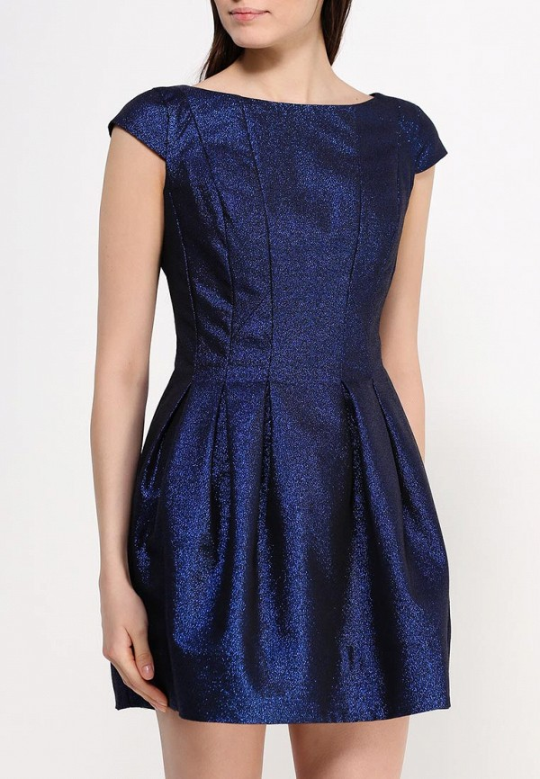 Платье-мини Befree (Бифри) 1541020513: изображение 4