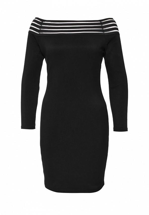 Платье-мини Befree (Бифри) 1541021514: изображение 1