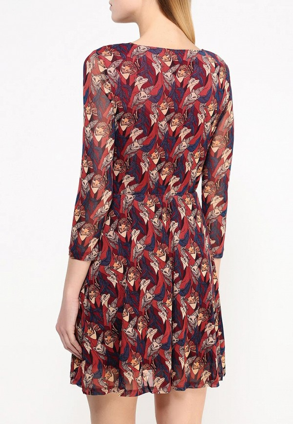 Платье-миди Befree (Бифри) 1531273526: изображение 4