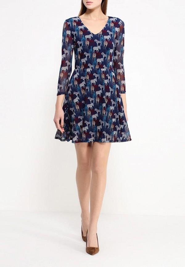 Платье-миди Befree (Бифри) 1531273526: изображение 2