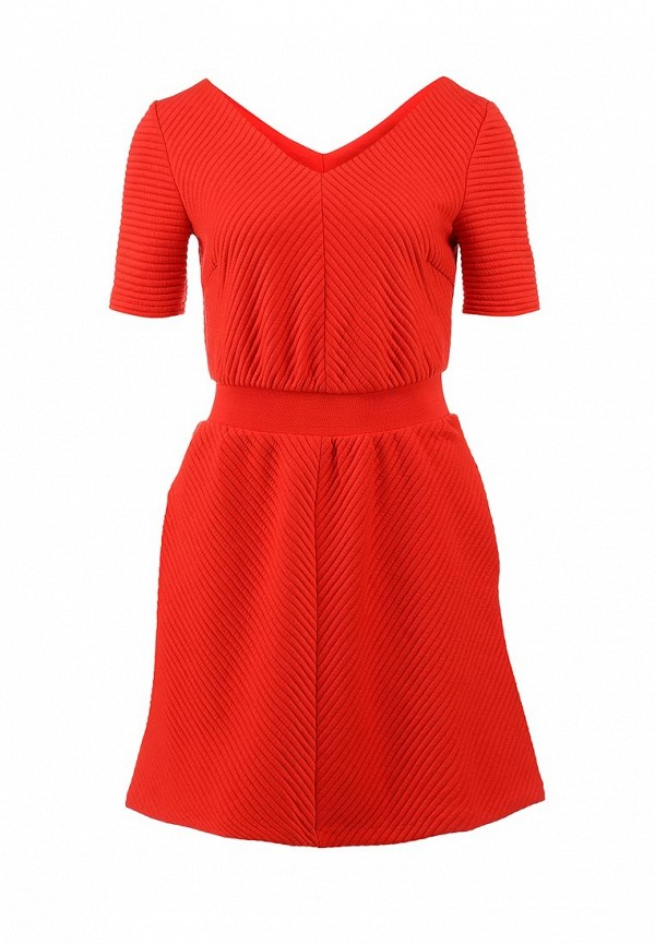 Платье-миди Befree (Бифри) 1541038522: изображение 1