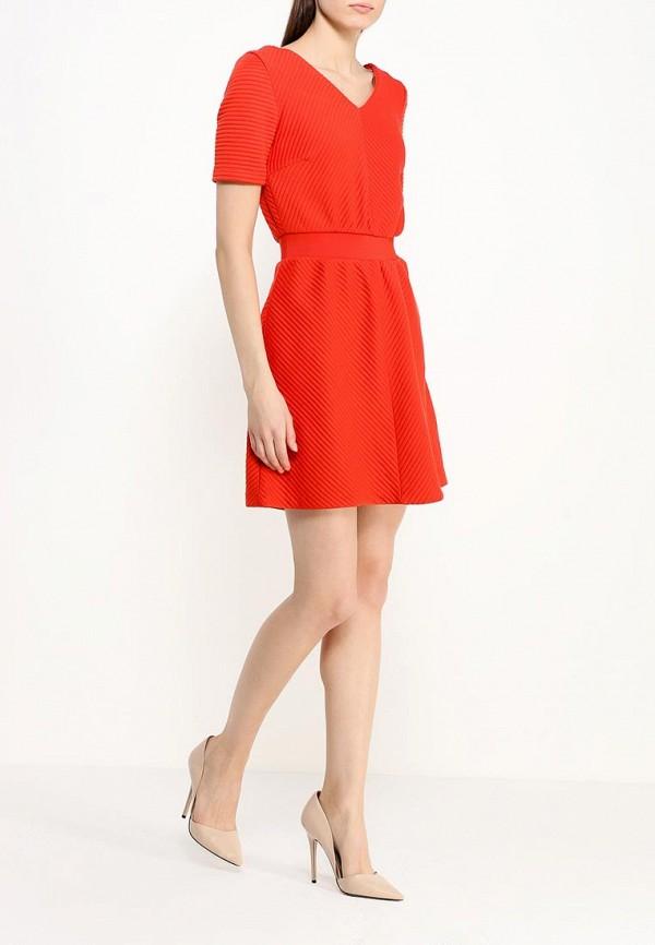 Платье-миди Befree (Бифри) 1541038522: изображение 3